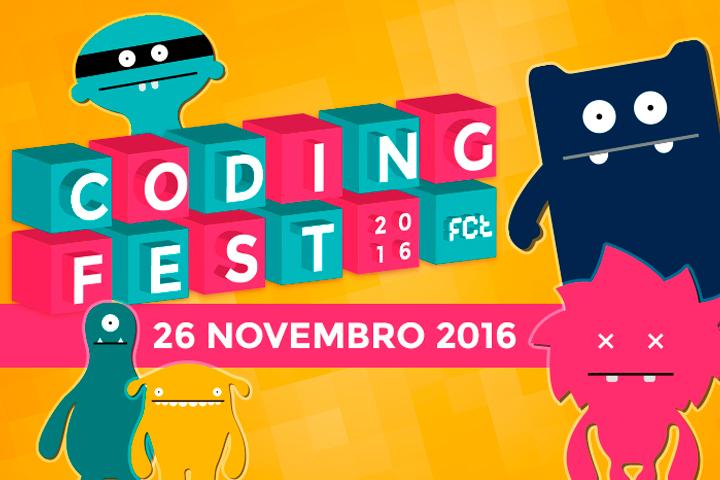 Coding Fest 2016 FCT – Dep. Informática