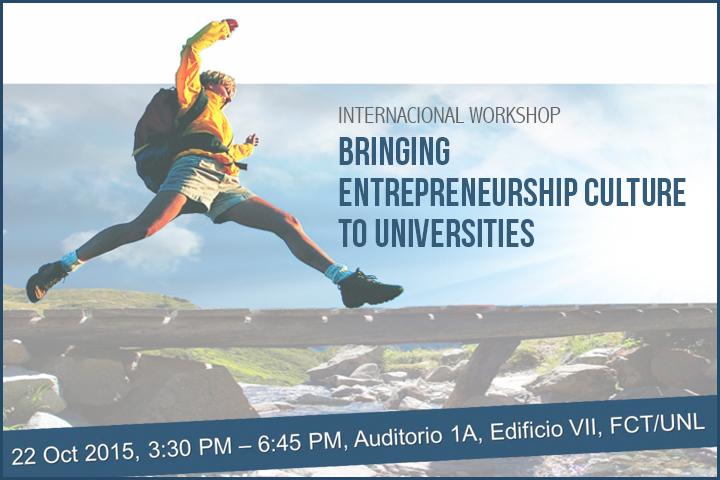 Workshop Bringing Entrepreneurship Culture to Universities