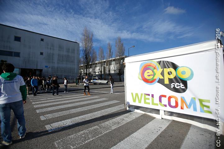 Expo FCT 2016 – a mostra de Ciência, Tecnologia e Inovação