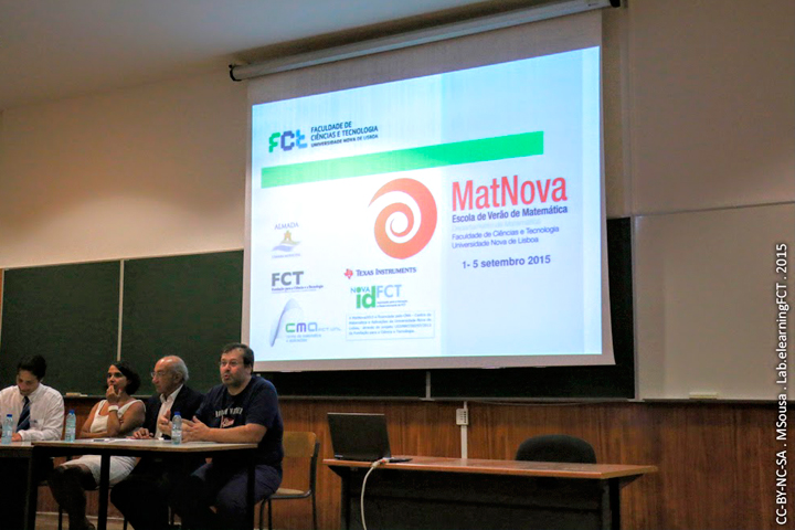 MatNova 2015 – Escola de Verão de Matemática