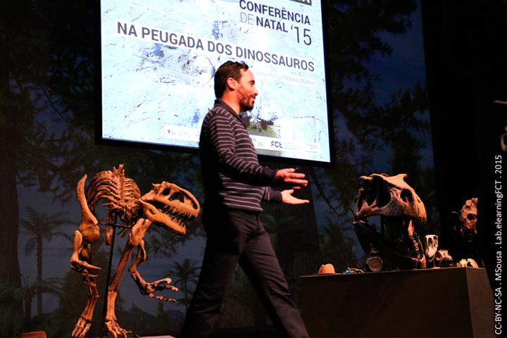 Conferência de Natal 2015 – Na Peugada dos Dinossauros