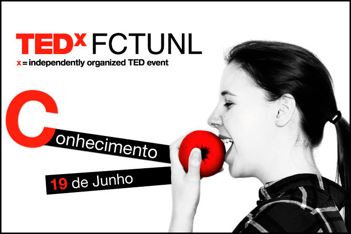 TEDx FCTUNL 2015 – Conhecimento