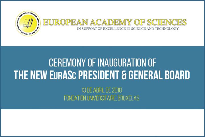 Tomada de posse do novo Presidente do EurASc