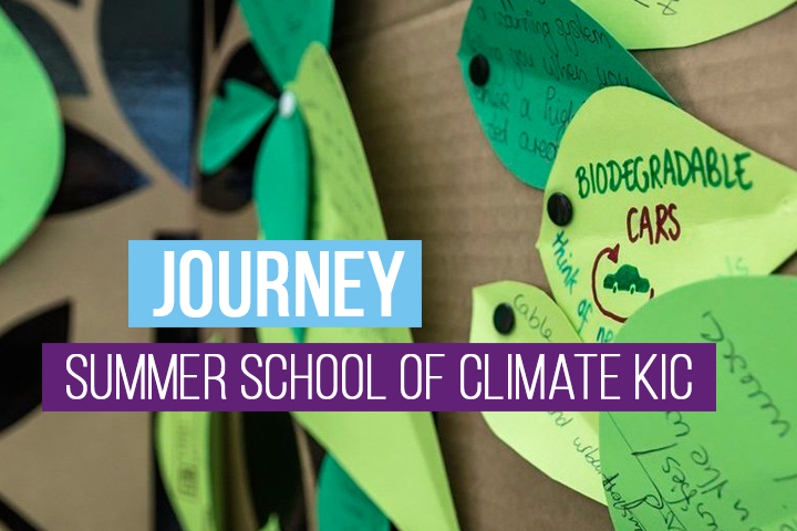 Journey Climate KIC 2018 – Summer School