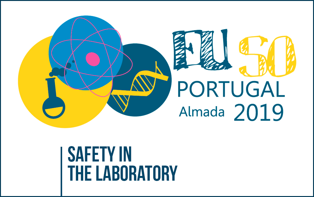 Safety in the Laboratory – EUSO Portugal 2019