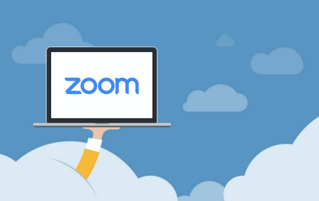 Nova página de Apoio à plataforma Zoom